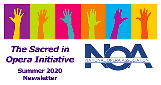 The Sacred Opera Initiative from NOA