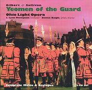 Yeoman of the Guard Cover Album