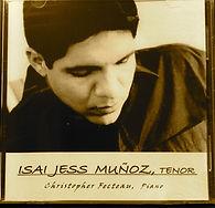 Isai Jess Muñoz, Tenor Solo Recording