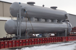 """Chiller with 11 1/2"""" Thick Tubesheet"""