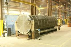 Titanium U-Tube Bundle