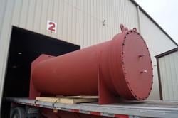 Replacement U-Tube Bundle-Ship Shell