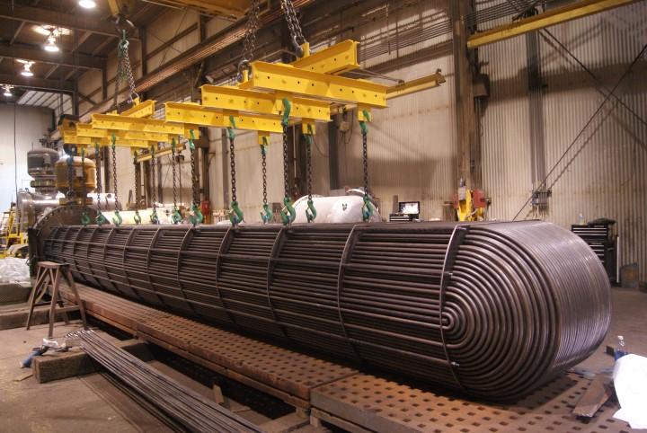 "637 1"" Tubes-34' Straight Length"