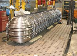 Zirconium U-Tube Bundle