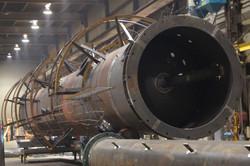 75' Carbon Steel Column