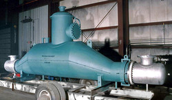 Tantalum Reboiler with C-2000 Heads