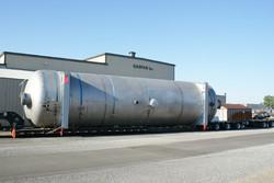 60,000 Gallon Alloy Vessel