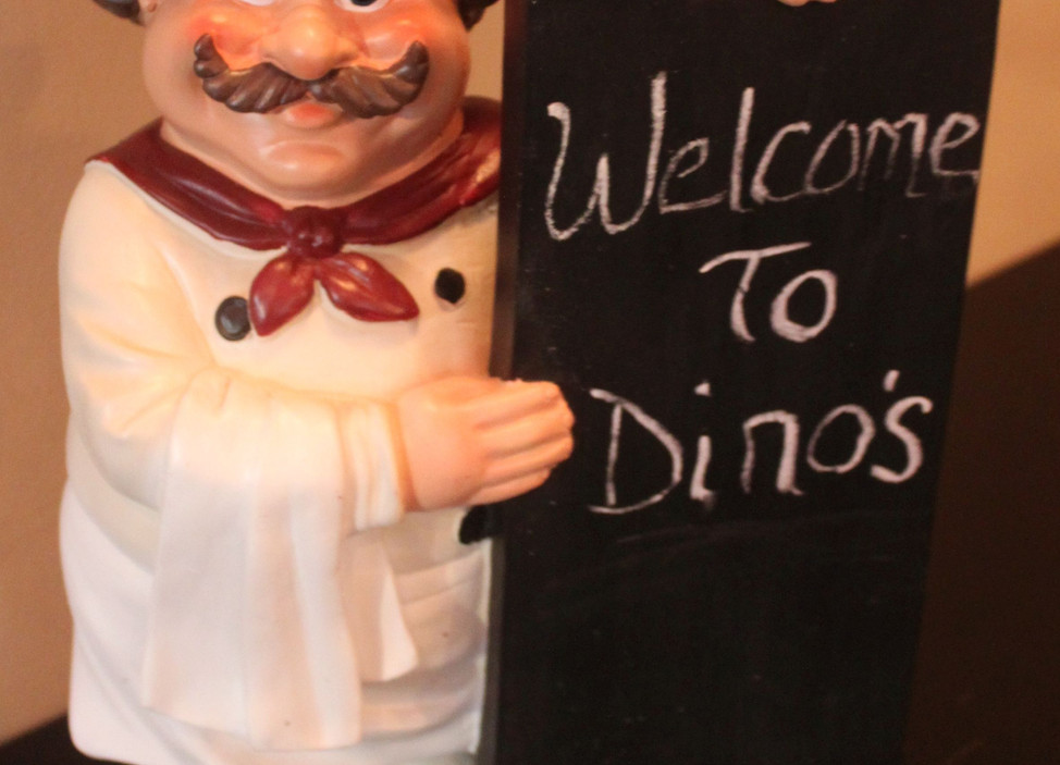 Welcome to Dino's