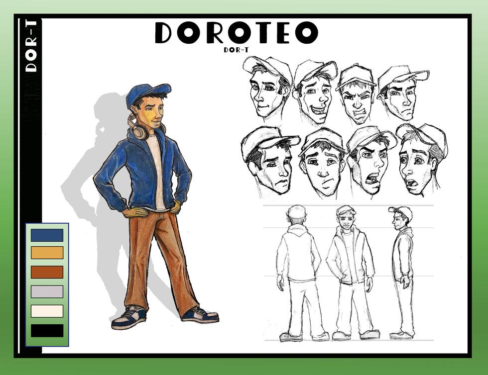 Dor-T Sheet