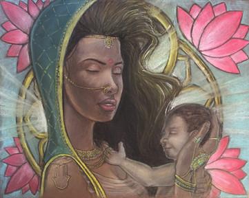 Buddha&Mother