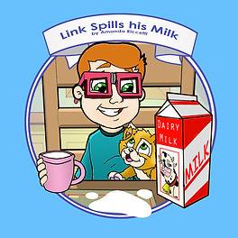 Link Spills his Milk