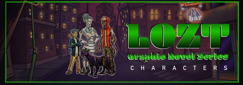 LOZT (Characters)