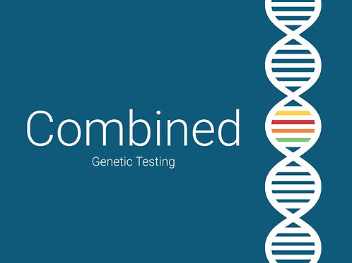 Combined Cancer and Cardiac Genetic Test & Consultation