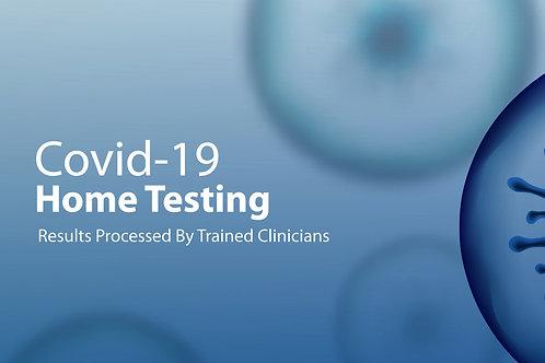 Covid-19 Antibody Quantitive Home Test