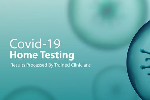 Covid-19 PCR Home Test