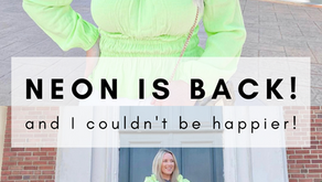 NEON IS BACK (And I Couldn't Be Happier!)