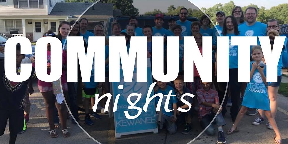 EC Community Nights