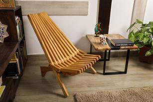 Folding Kangaroo Chair