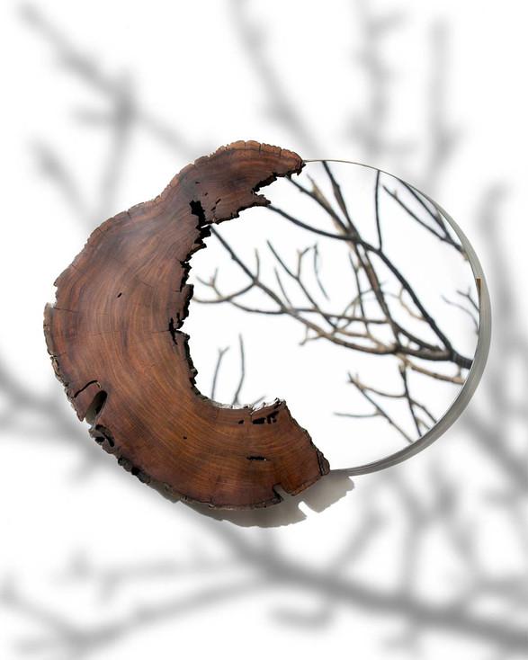 Luna Creciente Mirror