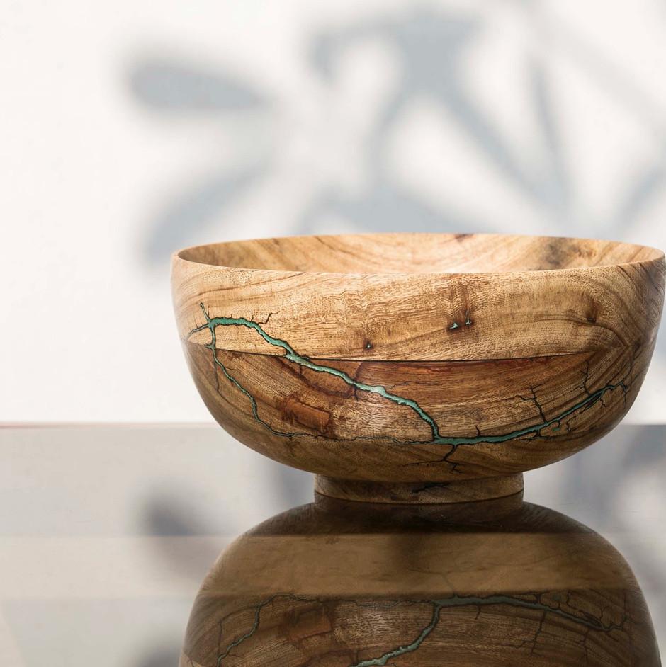 Imli Wood Bowl