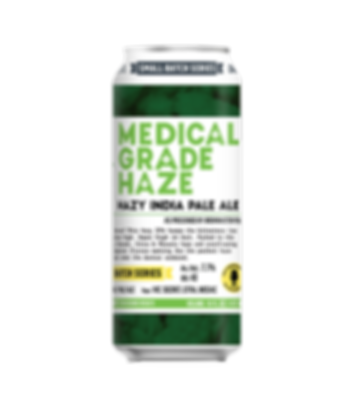 Medical Grade Haze IPA