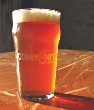 Community Beer Company - Public Ale