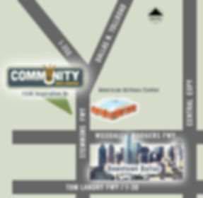 Community Beer Co - Find Us - Dallas, Texas, Ft. Worth, Denton