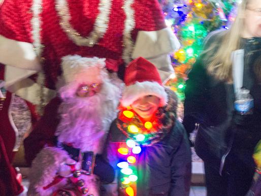 Annual Christmas Tree & Menorah Lighting