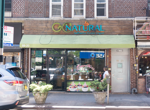 It's Fro-yo Time! - Go Natural Open Again for Summer!