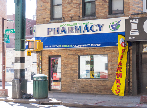 New on the Block: Woodhaven Chemist