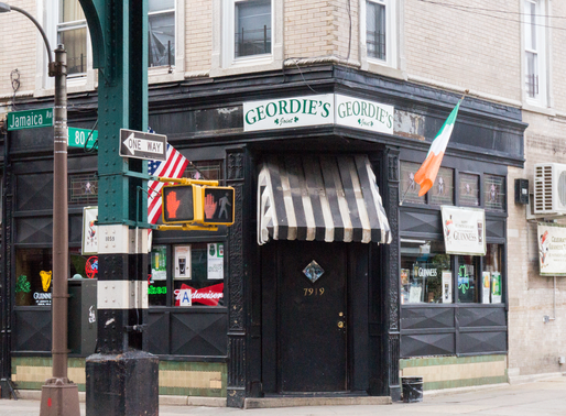 New on the Block: Geordie's Joint