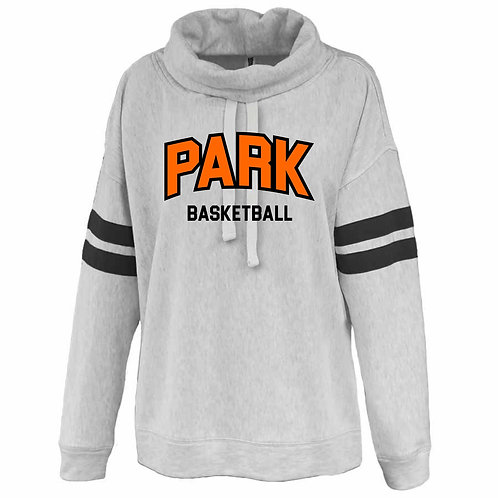 Women's Tackle Twill Varsity Cowlneck