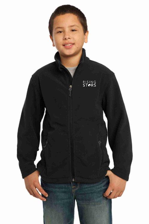 Youth Rising Stars Fleece Jacket