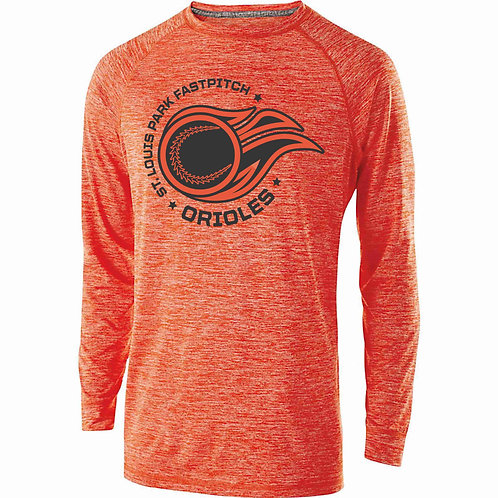 Electrify Long Sleeve Tee - Youth & Adult (Fastpitch)
