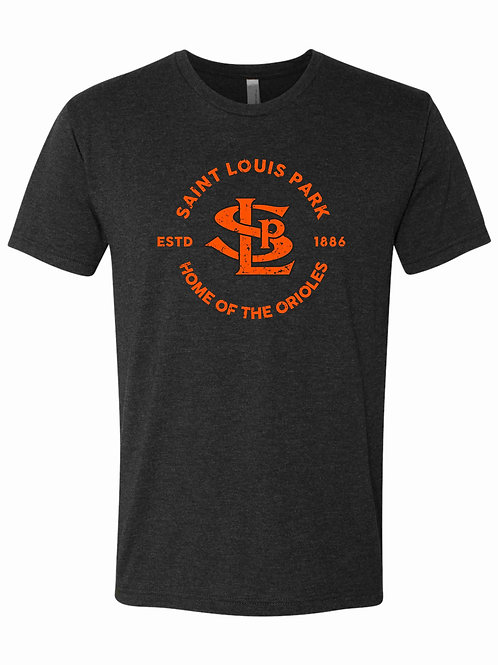 Home of the Orioles Triblend Tee - Youth & Adult