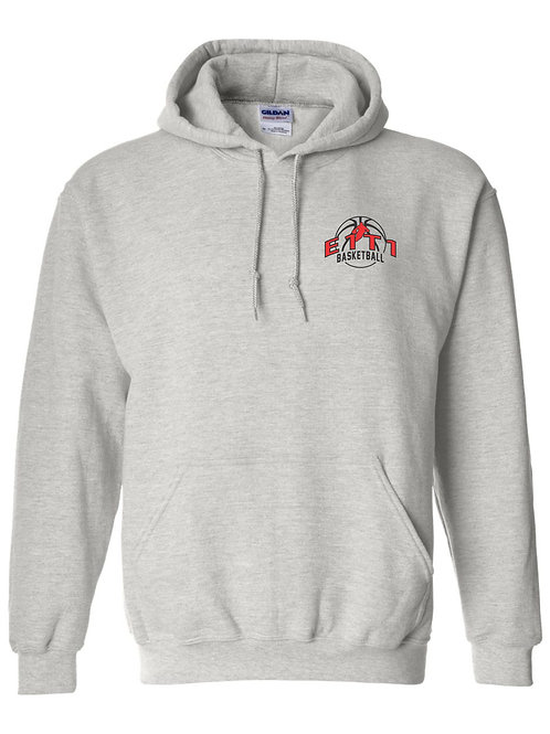 Heavy Blend Hooded Sweatshirt - Youth & Adult (E1T1)