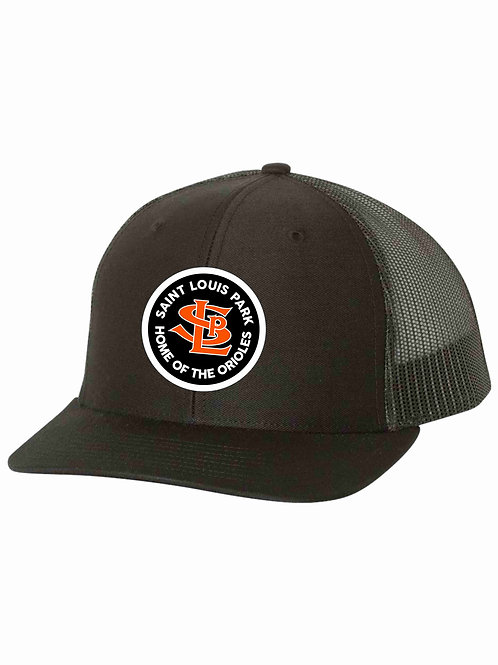Richardson Snapback Cap with Patch