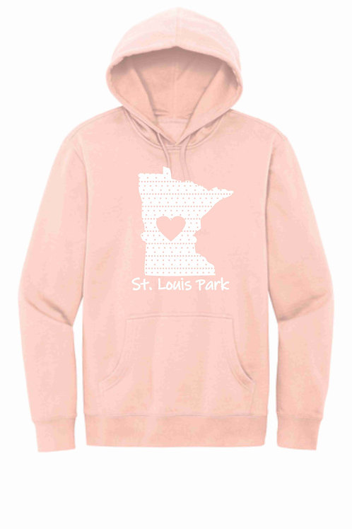 MN Love Hoodie (Youth & Adult)
