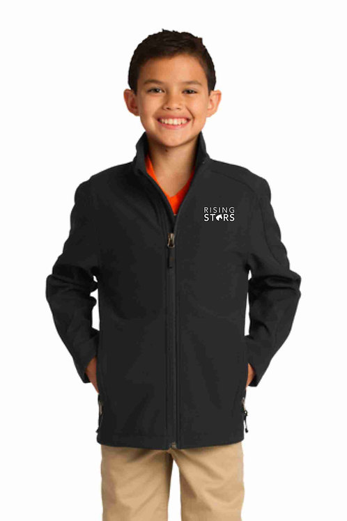 Youth Rising Stars Soft Shell Jacket