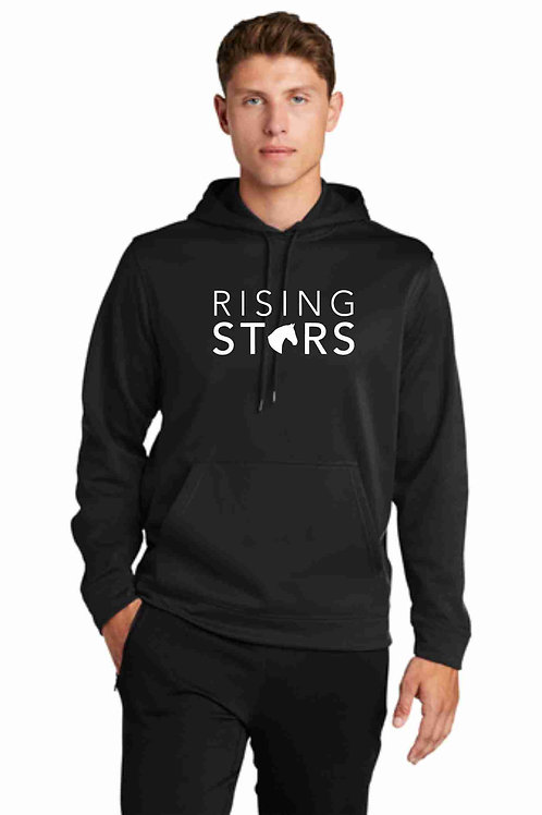 Adult Rising Stars Sport-Wick Fleece Hoodie