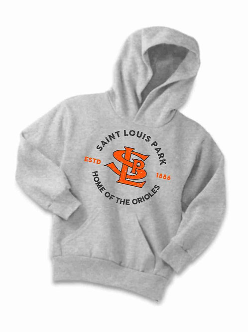Home of the Orioles Hoodie (Youth & Adult)