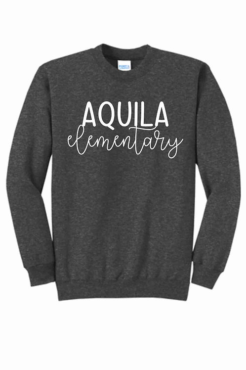 Aquila Crew Sweatshirt (Youth & Adult)