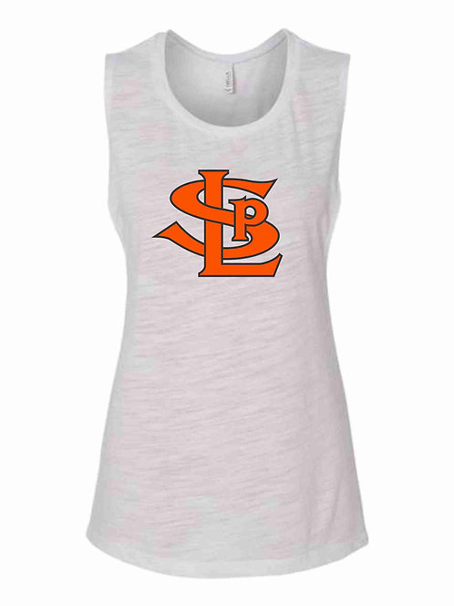 Ladies Muscle Tee (Large)