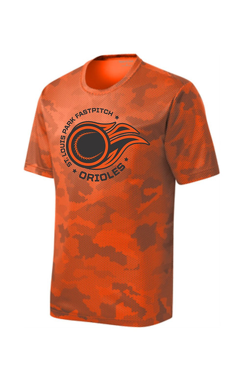 CamoHex Tee - Youth & Adult (Fastpitch)