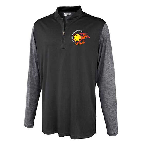 Quarter-Zip Warmup - Youth & Adult (Fastpitch)