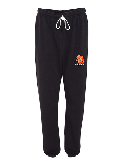 SLP Girls Swim Scrunch Pants