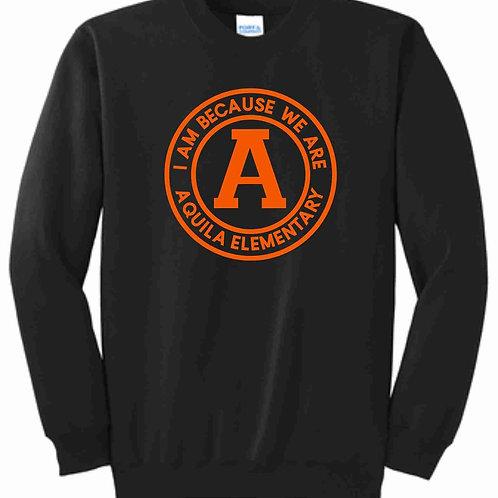 I Am Aquila Crew Sweatshirt (Youth & Adult)
