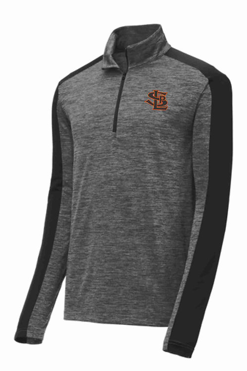 Wicking Quarter-Zip Pullover (Large)