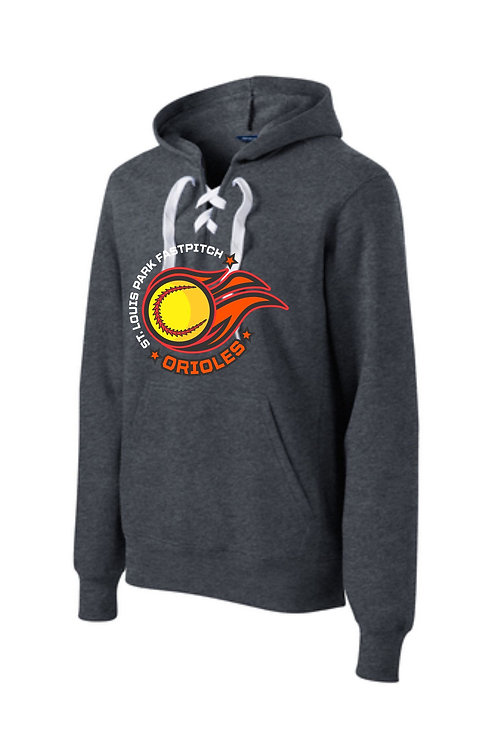 Lace Tackle Twill Hoodie (Fastpitch)