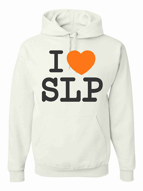 I heart SLP Hoodie (Youth & Adult)
